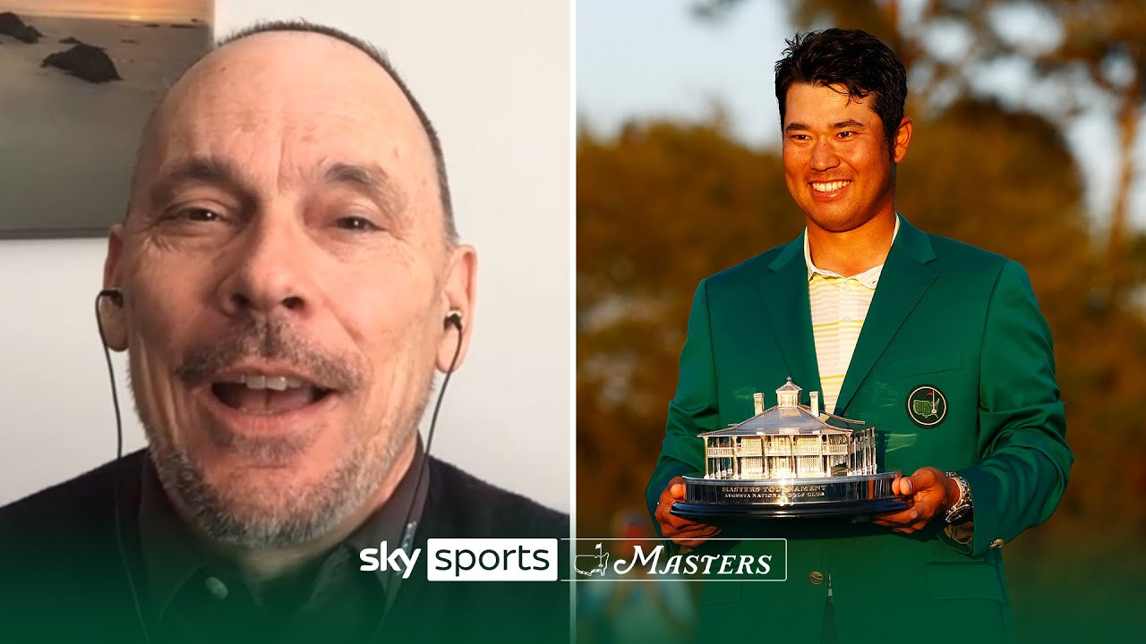 Rob Lee analyses all the talking points from The Masters! 🏌️ | Matsuyama, Johnson, McIlroy & more