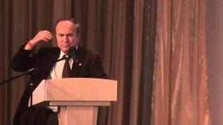 И. Гундаров читает докл.Шевчука А. Качество жизни как цель и критерий соц.развития (15.10) -