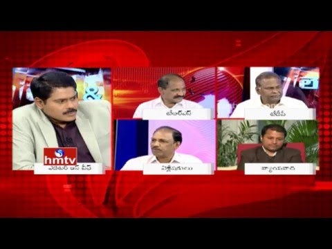 Debate on NGT Directs States to Check Illegal Sand Mining | Left & Right | HMTV