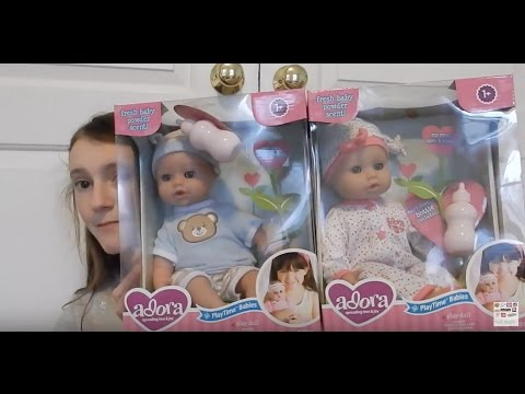 Adora PlayTime Babies Review