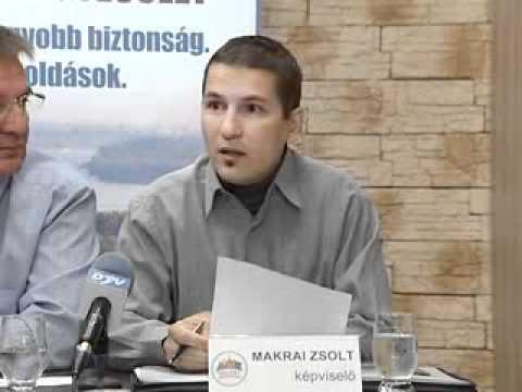 A Vácért Lokálpatrióta Egyesület tájékoztatója - 8 perc - 2010. szept. 9.