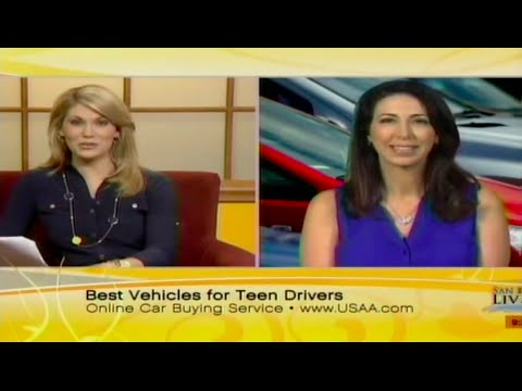 best vehicles for teen drivers lauren fix the car coach for usaa youtube. Black Bedroom Furniture Sets. Home Design Ideas
