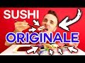Mangio Sushi Originale - In Giappone!