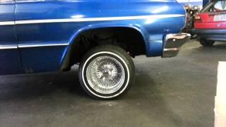Impala Air Bag Test...
