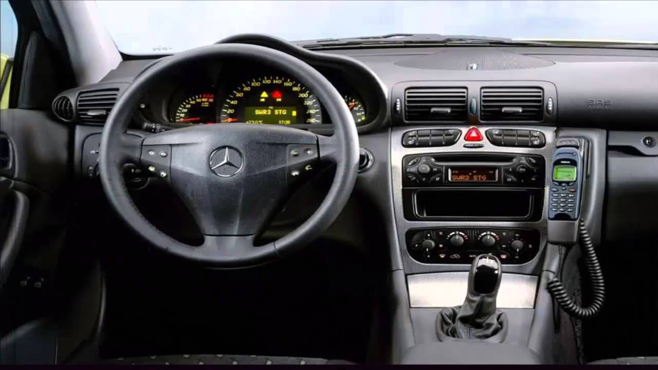 Mercedes benz c230 kompressor sportcoupe 2 3 16v youtube for Mercedes benz 2002 c230