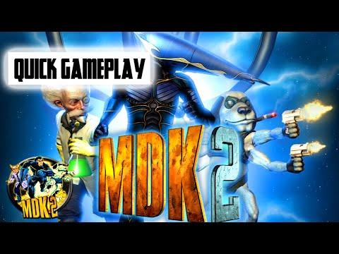 MDK2 PC Gameplay Tour