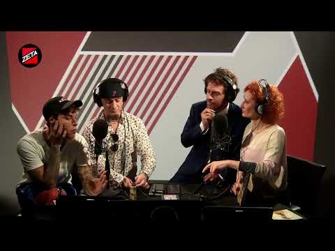 J-Ax & Fedez a Radio Zeta