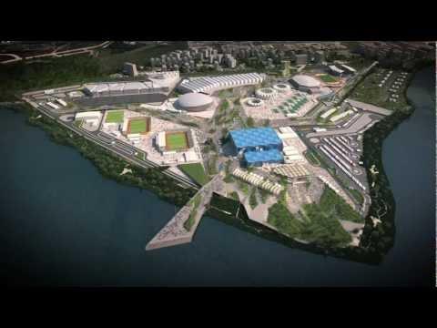 Rio Olympics 2016 - Olympic Park Bid