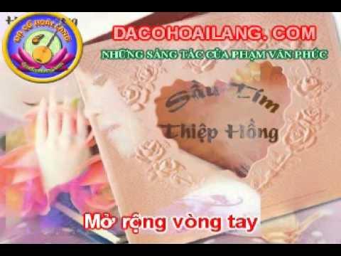 www.conhacquehuong.com - Karaoke Tân cổ: Sầu tím thiệp hồng