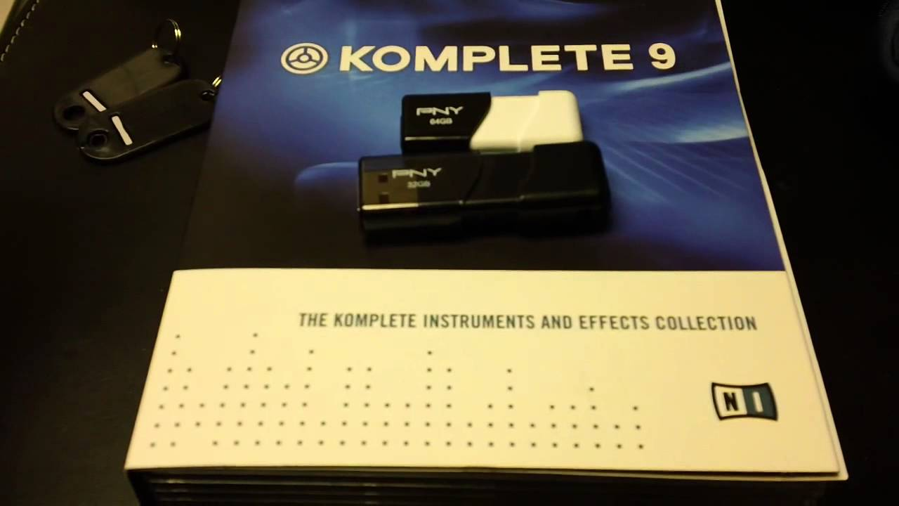 komplete 9 ultimate keygen