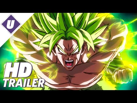 download Dragon Ball Super: Broly (2019) - Official Trailer #3 (English Dubbed)