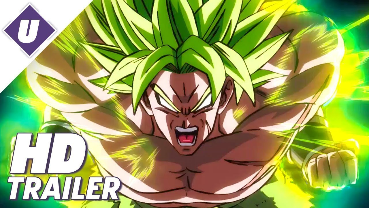 Dragon Ball Super Broly 2019 Official Trailer 3 English Dubbed
