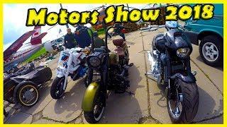 Best Motorcycles on the Motors Show in Kiev 2018. Unusual Motorbikes 2018