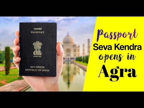Prof.Ramshankar katheriya inaugurated Passport office in Agra