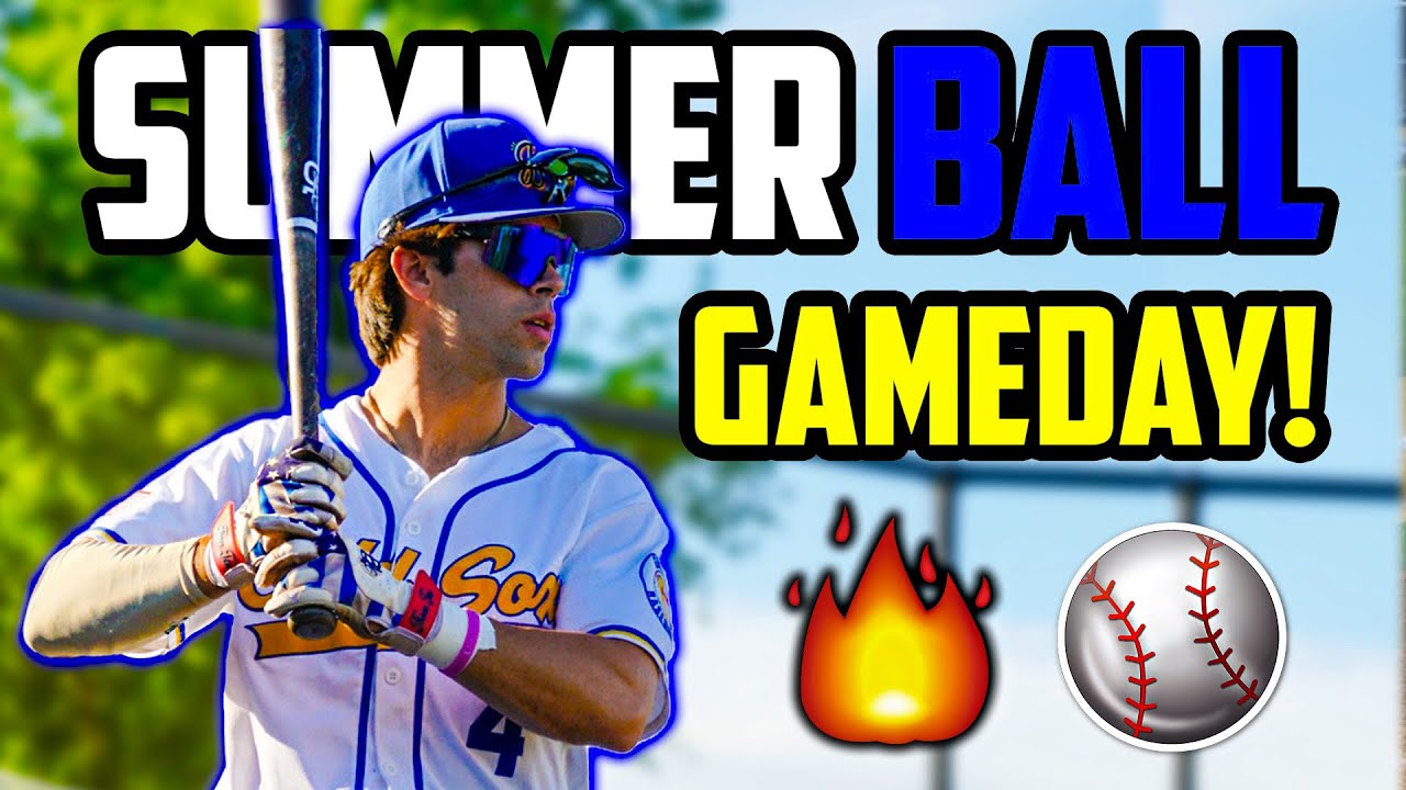 COLLEGE SUMMER BALL GAMEDAY!! (Home-Opener)
