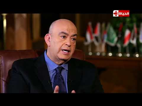 مصر و العالم - الحلقة الأولي - الإعلامي عماد أديب في لقاء خاص مع أحمد أبو الغيط - 2018 -1- 28