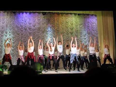 Финальный танец - Флешмоб