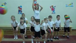 Спорт - альтернатива пагубным привычкам. Детский сад № 27 г.Лениногорск