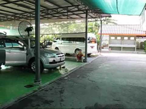 รถตู้ ป้ายแดง Toyota D4D กับ HGV จากเฮสน์จีวีไทยแลนด์