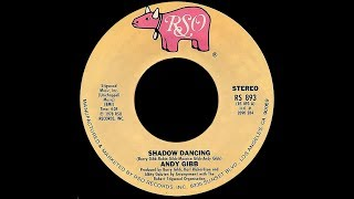 Andy Gibb ~ Shadow Dancing 1978 Disco Purrfection Version