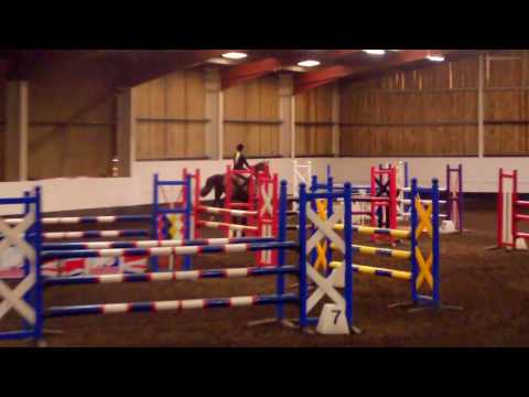 Vincelot first Newcomers double clear