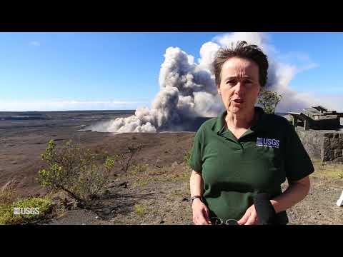 USGS Status Update of Kīlauea Volcano - May 14, 2018