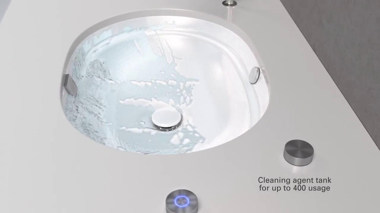 Superbe Self Clean Basin
