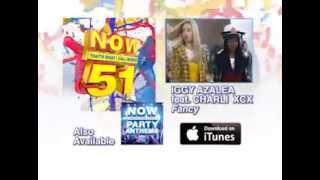 NOW 51 is available now! Feat. Katy Perry, Iggy Azalea, Ariana Grande, Magic!, Sam Smith & more!