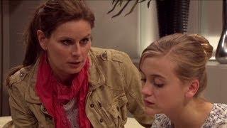 Louise wil haar papa en June nooit meer zien | Familie | VTM