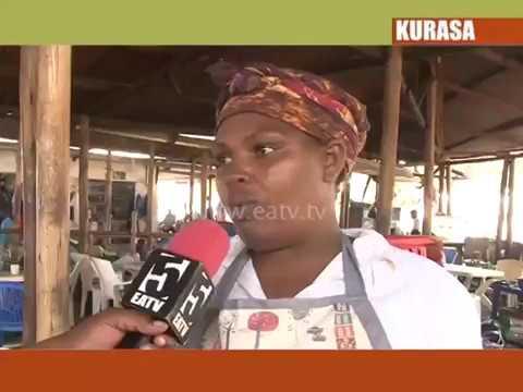 KURASA - Mama Lishe soko la Kigogo Sambusa walilia maji safi na salama