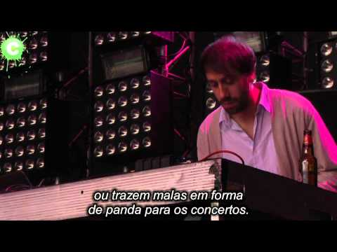 Gold Panda   Alive 2011, Portugal (audio)