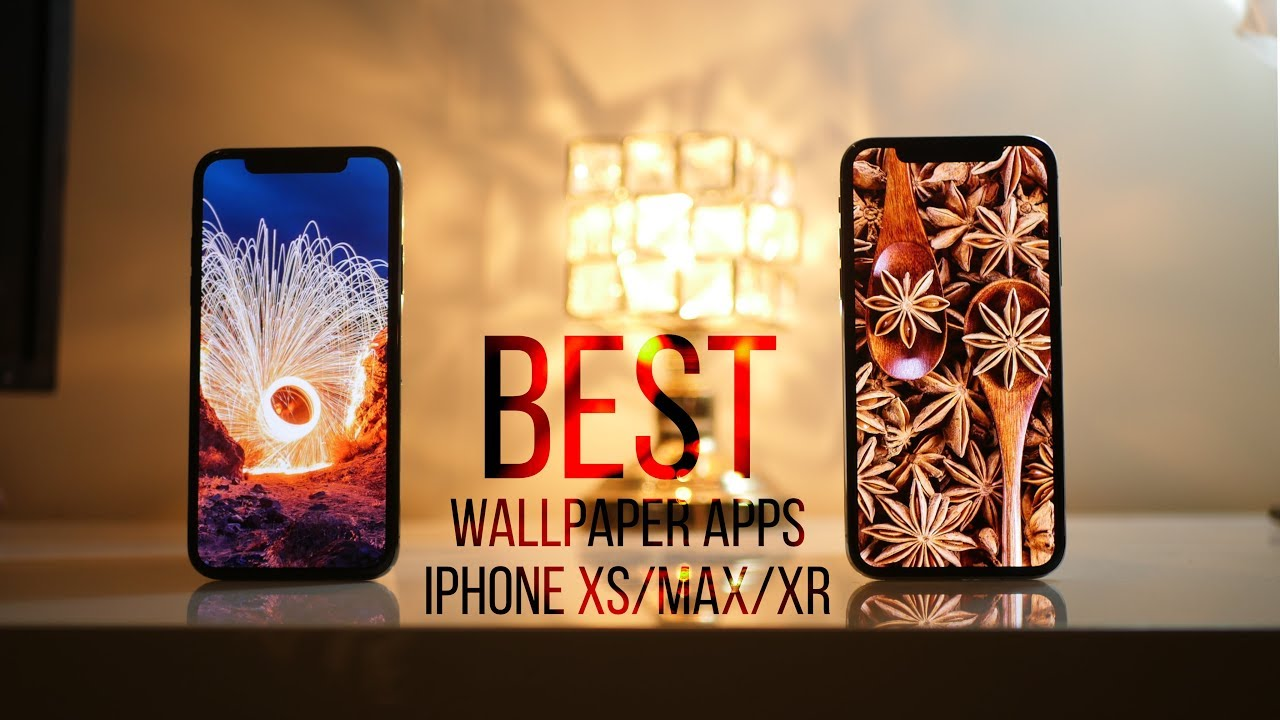 Best Wallpapers Apps Iphone Xs Xs Max Xr X How To Customize
