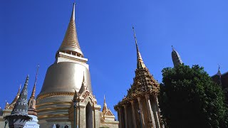 Visiting Wat Phra Kaew, Temple in Bangkok, Thailand, Dance of the Sugar Plum Fairy Track