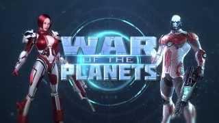 Промо-ролик браузерной игры с выводом денег War of the Planets