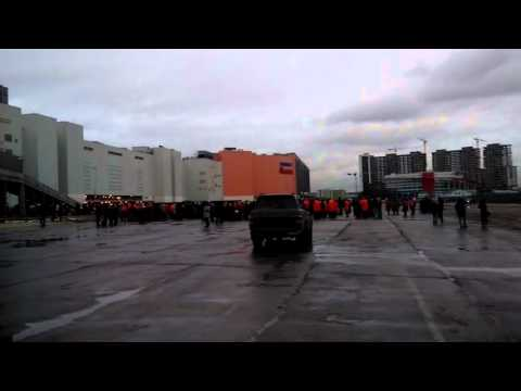 Эвакуация Тц Авиапарк