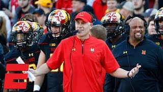 Maryland fires head coach DJ Durkin | SportsCenter
