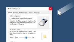 How to Change Mouse Pointer Speed on Windows 10