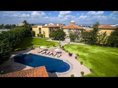 Top10 Recommended Hotels In Aguascalientes, Mexico