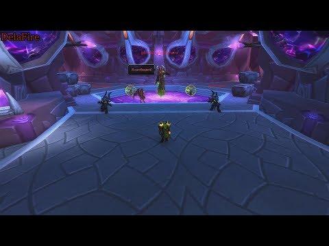 World of Warcraft: Legion - Оскверненное сердце Аргуса (Аркатрац)