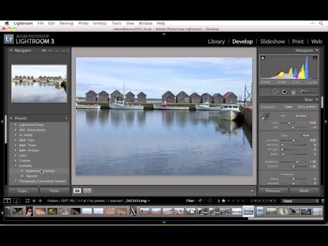 Lightroom Tricks!