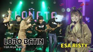 Esa Risty - Loro Batin (Jaranan) [OFFICIAL]