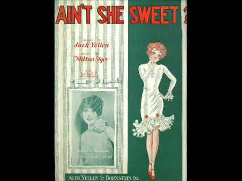 Annette Hanshaw - I Faw Down and Go Boom