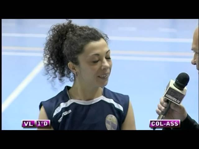 Interviste Colonnetta vs Assport Roma 3 Piva