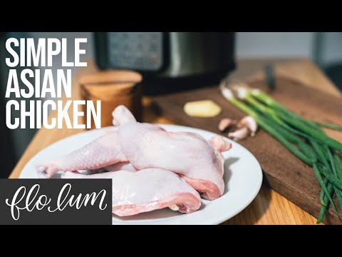 Simple Asian Chicken Recipe