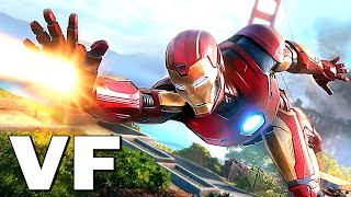 AVENGERS Bande Annonce VF (NOUVELLE, 2020) Gameplay Marvel