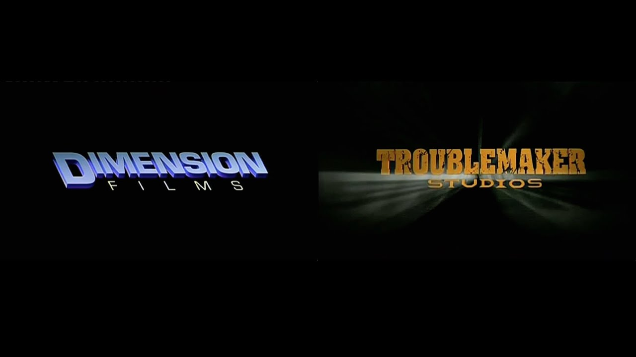 dimension films  troublemaker studios  spy kids 2  youtube troublemaker studios logo 2002 troublemaker studios logo 2005
