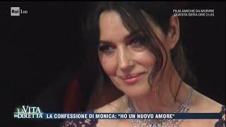 La confessione di Monica Bellucci: