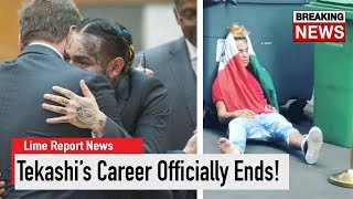 Tekashi 6ix9ine's career is officially over after this happened...