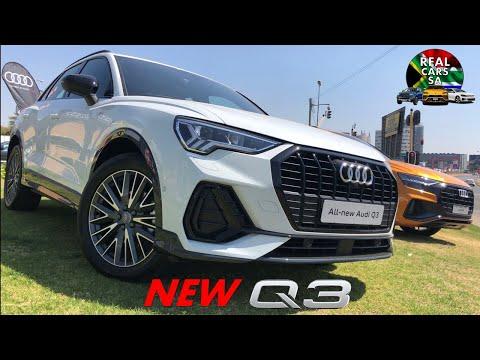 All new Audi Q3, best smallish premium SUV?