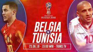 Download Video PREDIKSI SKOR GRUP G BELGIA VS TUNISIA 23 JUNI 2018 MP3 3GP MP4